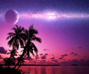 colors, galaxia, and relax image