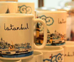 istanbul, mugs, and turkey image