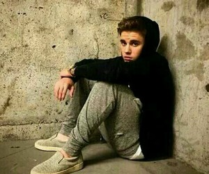 justin bieber and he is so cute image