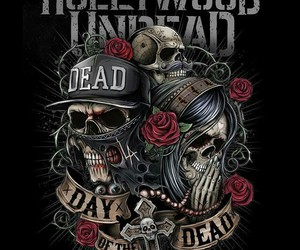 danny, day of the dead, and hollywood image