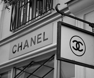 chanel, luxury, and store image