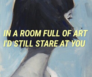 art, quotes, and indie image