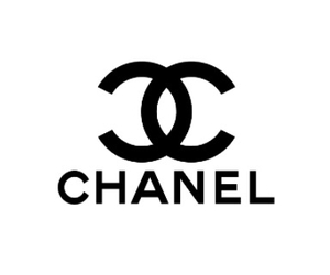 chanel, Logo, and white image