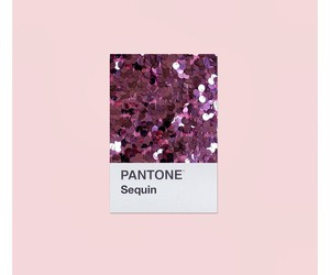 pantone, sequin, and sparkle image