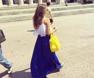 bag, Barcelona, and blogger image