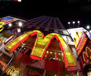 McDonalds, food, and photography image