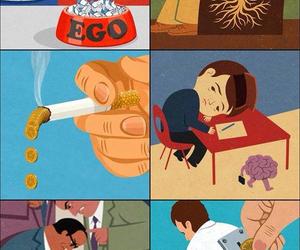 life, money, and society image