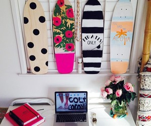 skate and room image