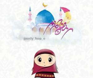 رمضان كريم, تصميمي, and تمبلر image