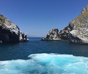 Greece, warm, and holiday image
