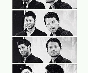 boy, dean winchester, and face image