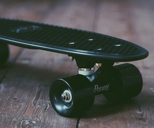 penny, skate, and swag image