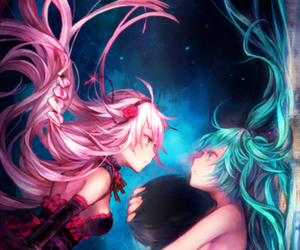 jekyll and hyde, lost, and miku image