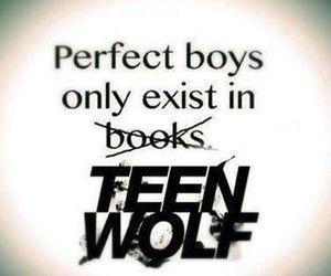 teen wolf, boy, and perfect image