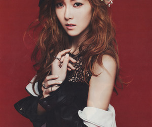 snsd, jessica, and girls' generation image