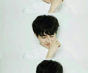 k-pop, d.o, and exo image