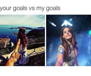 couple, goals, and Queen image
