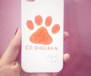 case, ed sheeran, and music image
