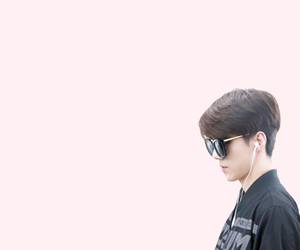 exo, pale, and pastel image