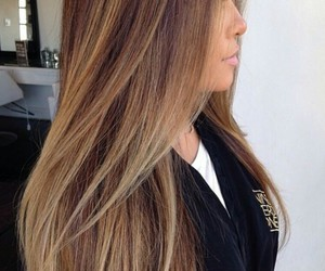 beauty, hair style, and straight image