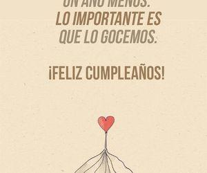 amor, aniversario, and cumpleaños image