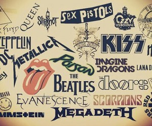 metallica and the beatles image