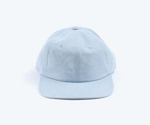 blue, cap, and pastel image