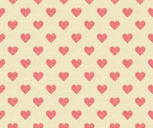 hearts, heart, and background image