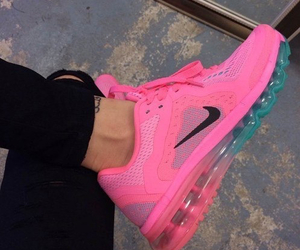 nike, pink, and summer image
