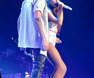 couple, stage, and jelena image