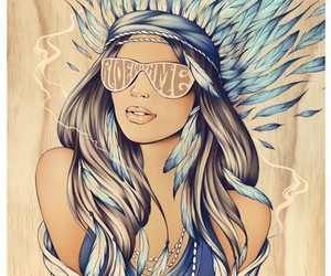 feather and cool image