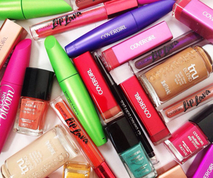 covergirl and makeup image