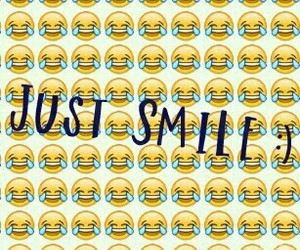 smiley and smile image