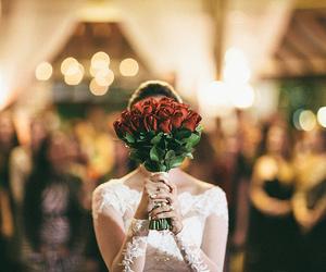 bride, love, and casamento image