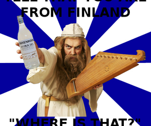 finland, finnish, and problems image