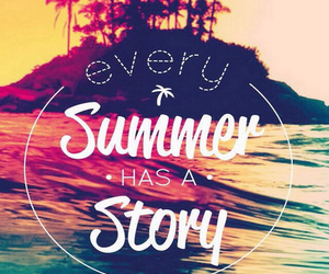 Island, story, and summer image