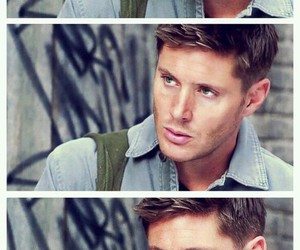 supernatural, Jensen Ackles, and dean image