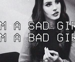 lana del rey, sad, and sad girl image