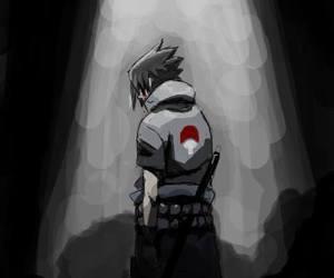 sasuke and naruto shippuden image