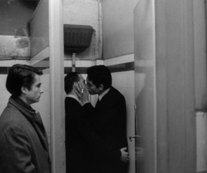 black and white, jean-pierre leaud, and pale image