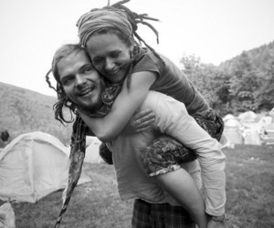 dreads and couple image