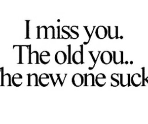 love, miss you, and quote image