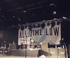 all time low, band, and music image