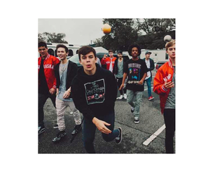 jack johnson, hayes grier, and magcon image