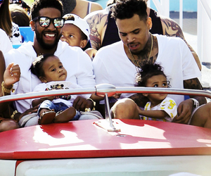 chris brown, omarion, and royalty image