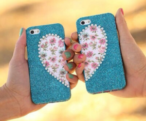 heart, case, and bff image