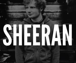 ed sheeran, sheeran, and ed image