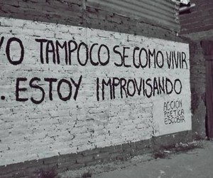 accion poetica, frases, and live image