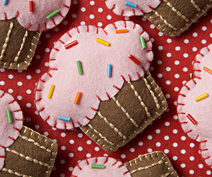 cupcake, cute, and crafts image