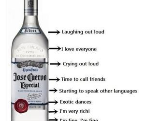 alcohol, funny, and drink image